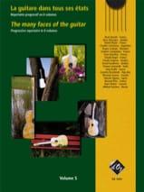 La guitare dans tous ses états Vol 5 - laflutedepan.com
