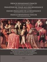- Danses françaises de la Renaissance pour quatre instruments à cordes - Partition - di-arezzo.fr