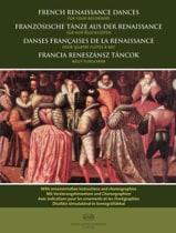 Danses françaises de la Renaissance Partition laflutedepan.com