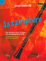 Joseph Makholm - Jazzosphere Volume 3 - Partitura - di-arezzo.it