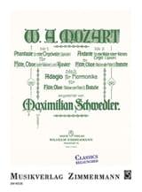 Adagio pour Harmonica, KV 356 / 617a MOZART Partition laflutedepan.com