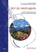 Sol de Madrugada Cristobal Pazmino Partition laflutedepan.com