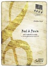Zoltan Veres - Bal à Deva - Partition - di-arezzo.fr