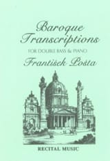 - Baroque Transcriptions - Sheet Music - di-arezzo.co.uk