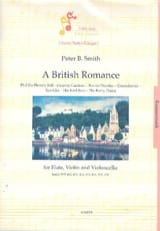 A British Romance Peter B. Smith Partition Trios - laflutedepan.com