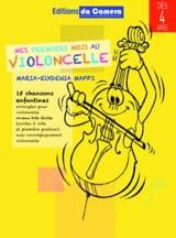 Mes premiers mois au violoncelle Maria-Eugenia Maffi laflutedepan.com