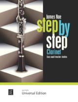 James Rae - Step by Step - Sheet Music - di-arezzo.co.uk