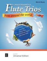 Flute Trios from around the World Partition laflutedepan.com