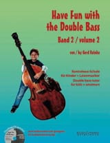 Have Fun with the Double Bass, volume 2 Gerd Reinke laflutedepan.com