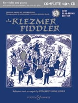 The Klezmer Fiddler - Complete Partition Violon - laflutedepan.com