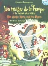 La magie de la harpe - CD inclus - laflutedepan.com