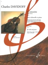 4éme concerto en mi mineur - opus 31 Charles Davidoff laflutedepan.com