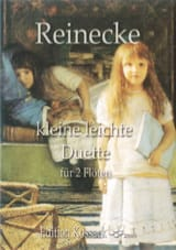 Kleine leichte Duette Carl Reinecke Partition laflutedepan.com