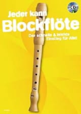 - Jeder kann Blockflöte - Sheet Music - di-arezzo.co.uk