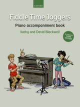 Fiddle Time Joggers - Piano accompaniment Book - laflutedepan.com
