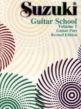Guitar School Volume 1 (Guitar Part) - laflutedepan.com