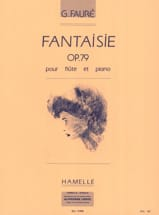 Gabriel Fauré - Fantasy Op. 79 - Sheet Music - di-arezzo.co.uk