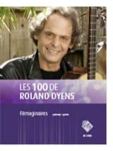 Filmaginaires Roland Dyens Partition Guitare - laflutedepan.com