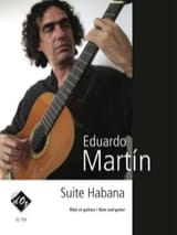 Suite Habana Eduardo Martin Partition Duos - laflutedepan.com