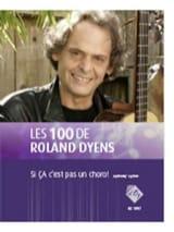 Si ÇA c'est pas un choro ! Roland Dyens Partition laflutedepan.com