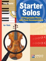 Starter solos - Alto Philip Sparke Partition Alto - laflutedepan.com