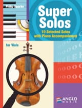 Super solos - Alto Philip Sparke Partition Alto - laflutedepan.com