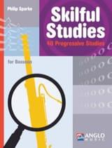 Skilful Studies - Basson Philip Sparke Partition laflutedepan.com