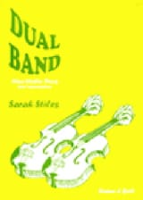 Sarah Stiles - Dual Band. Nine Violin Duos with improvisation - Sheet Music - di-arezzo.co.uk