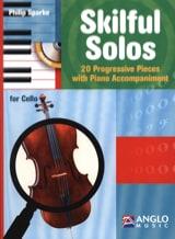 Skilful Solos - Violoncelle Philip Sparke Partition laflutedepan.com