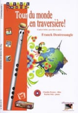Tour du monde en traversière Franck Dentresangle laflutedepan.com