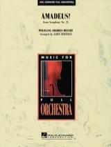 Amadeus ! (from Symphony No. 25) - score & parts laflutedepan.com