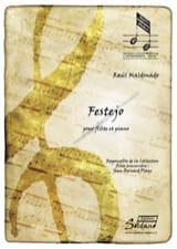 Raul Maldonado - Festejo - Partition - di-arezzo.fr