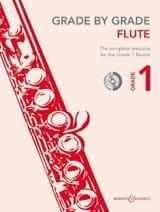 Grade by Grade Flute - Volume 1 Partition laflutedepan.com