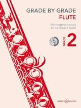 Grade by Grade Flute - Volume 2 Partition laflutedepan.com