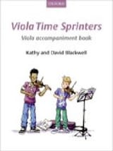 - Viola Time Sprinters - Viola accompaniment book - Sheet Music - di-arezzo.co.uk