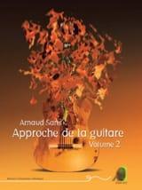 Approche de la Guitare volume 2 Arnaud Sans Partition laflutedepan.com