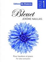 Jérôme Naulais - Bleuet - Partition - di-arezzo.fr