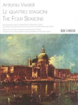 Antonio Vivaldi - The four four seasons - Sheet Music - di-arezzo.com