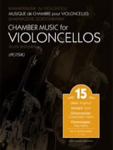 Chamber Music for Cellos - Volume 15 Partition laflutedepan.com