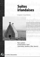 Suites Irlandaises Partition Clarinette - laflutedepan.com