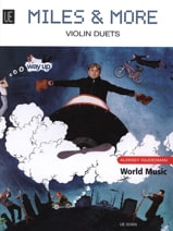 Aleksey Igudesman - Miles and More - 10 Violin Duets - Sheet Music - di-arezzo.com