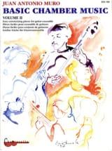Basic Chamber Music, Volume 2 - Juan Antonio Muro - laflutedepan.com
