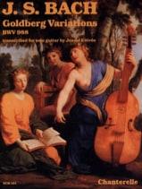 Variations Goldberg, BWV 988 - Guitare laflutedepan.com