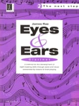 Eyes and Ears - Clarinet - Volume 2 : the next step laflutedepan.com