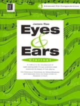 James Rae - Eyes and Ears - Clarinet - Volume 4 : Advanced - Partition - di-arezzo.fr