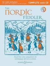 The Nordic Fiddler - Violon et piano complete + CD laflutedepan.com