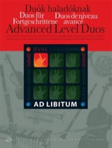 Advanced Level Duos - Andras Soos - Partition - laflutedepan.com