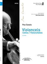 Violoncels - Orchestre de violoncelles Pablo Casals laflutedepan.com