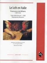 Le Luth en Italie - Francesco Da Milano - laflutedepan.com