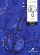 TCHAIKOVSKY - Thema aus Schwanensee - Partitur with Stimmen - Sheet Music - di-arezzo.com
